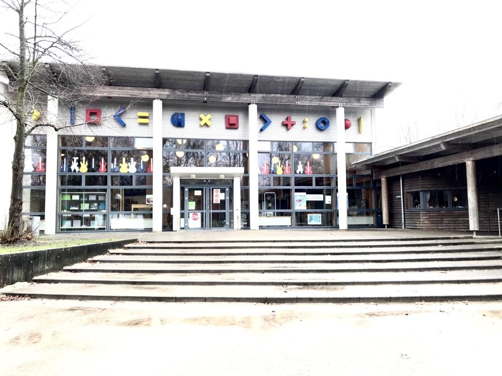 Theodor-Heuss Schule Kiel - Unser Schulgebäude